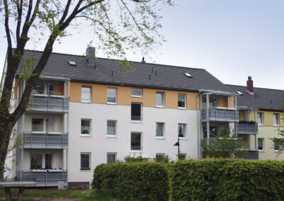 Fassadenbau – Wärmedämmung Mehrfamilienhäuser in Köln