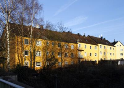 Fassadenbau – Mehrfamilienhaus in Schwelm
