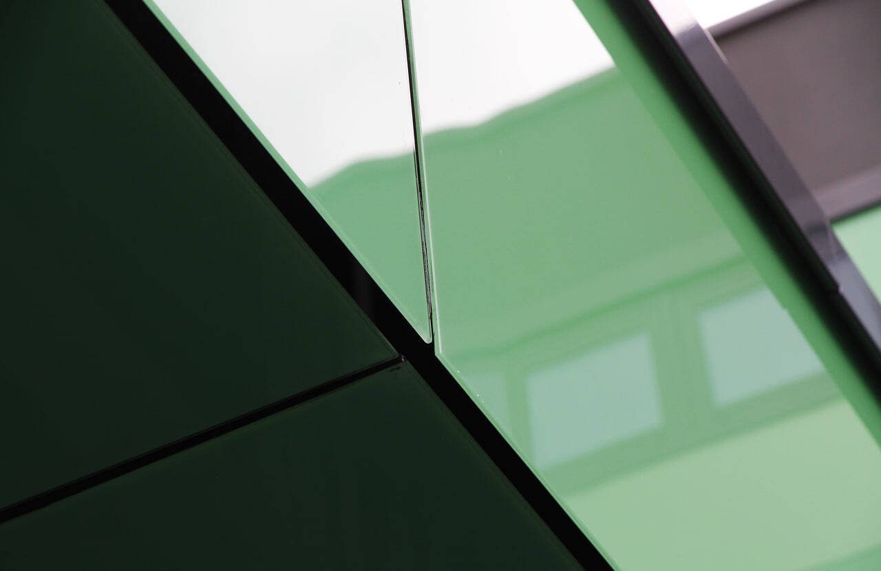 07 Bochum 08 2010 Fassadenbau Glasfassade Umbau Aufstockung Buerogebaeude Ceranski